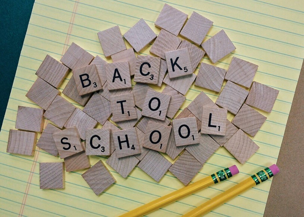 Back to School | West Sussex Drains