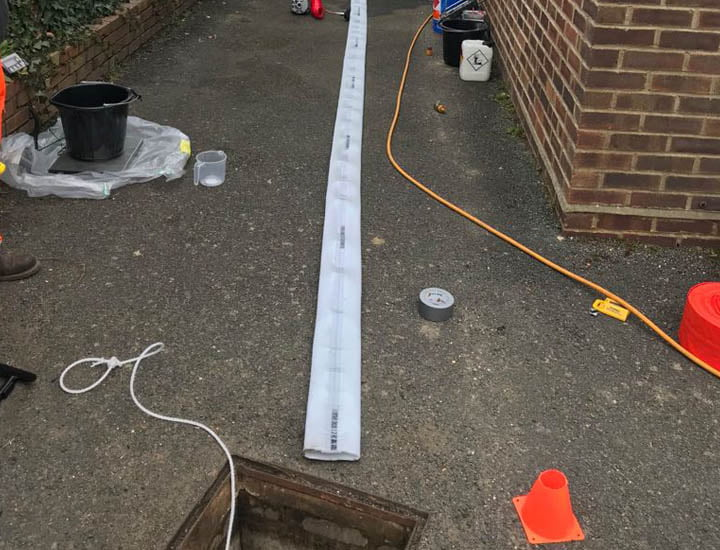 Pipe Lining | West Sussex Drains