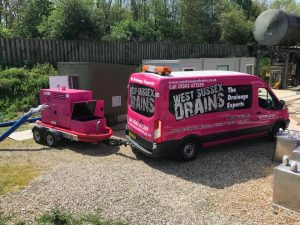 professional plumbers west sussex